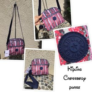 Kipling crossbody purse NWT